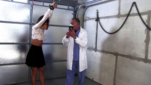 BDSM Miss Goodbody and the Secret Formula