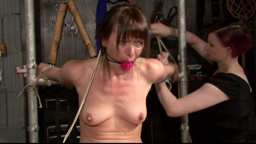 BDSM Breast Torture Lesson for Yvette Costeau by Claire Adams