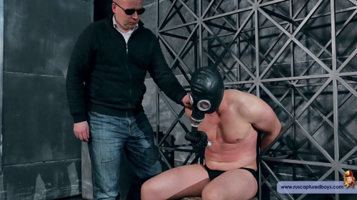 Gay BDSM Ruscapturedboys - Captured Hacker - Part II - 2017