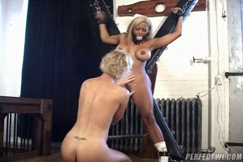 BDSM Nasty Nurse in Bondage