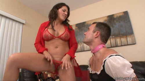 Femdom and Strapon Porn Most Popular Subby Hubby Collection part 38
