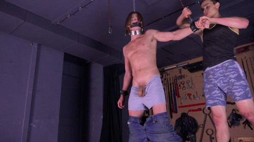 Gay BDSM Custom Order - Mark - Scene 1 - HD 720p