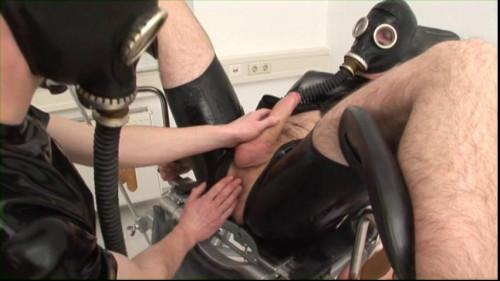 Gay BDSM Clinic Cum