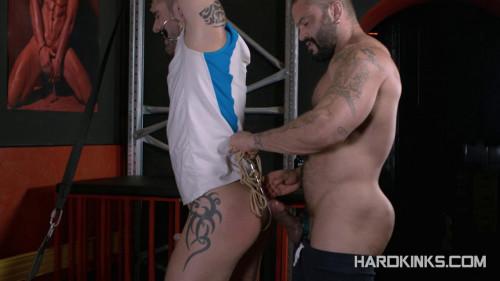 Gay BDSM Bondage Beast (Isaac Eliad, Rogan Richards)