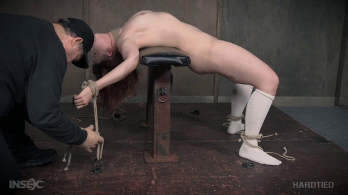 BDSM Bondage Bitch Gets What She Wants