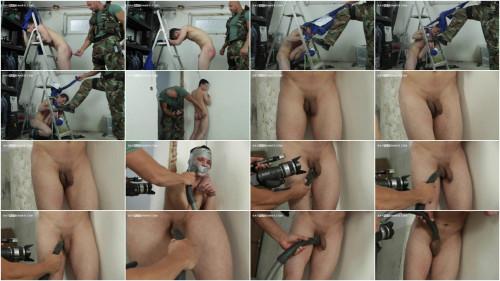 Gay BDSM Parker Michaels