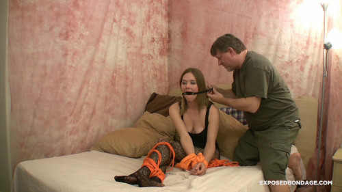 BDSM Spanked and Mouthsoaped