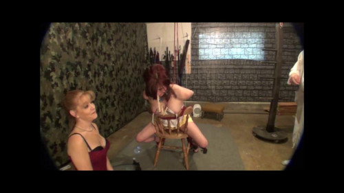 bdsm Dani In The Torture Chair Part Two