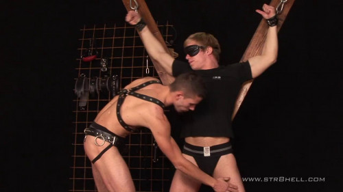 Gay BDSM Paco and Ivan Duty Bound (2014)
