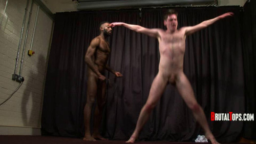 Gay BDSM Get Your Tongue Up My Stinking Arsehole!