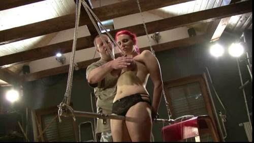 BDSM Session for Lola