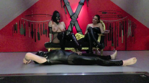 Femdom and Strapon Strapon lovers