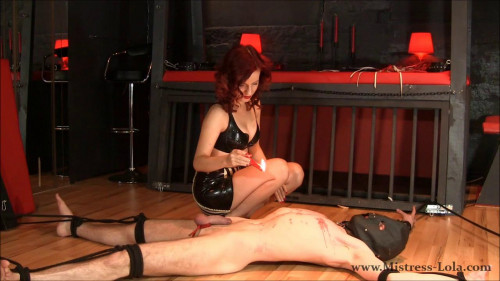 Femdom and Strapon Mistress Lola Ruin Onlyfans Part 1