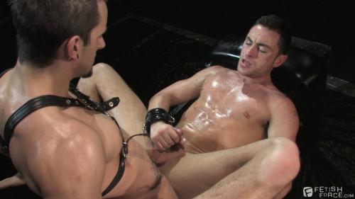 Gay BDSM This Will Hurt, Scene #03 - Phenix Saint, Rusty Stevens and Tristan Phoenix