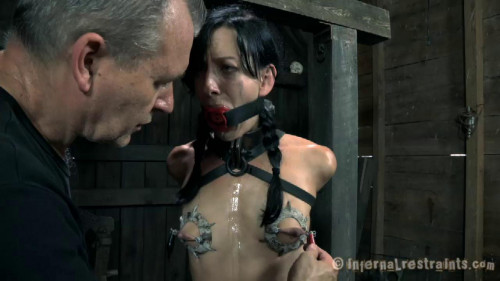 BDSM Sore Screams - Elise Graves