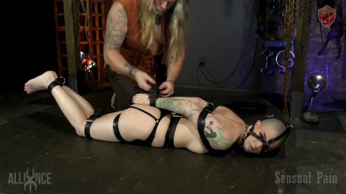 BDSM Sensualpain - Strapped