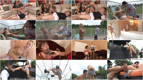 Femdom and Strapon Femdom Most Popular  Subby Hubby Collection part 6