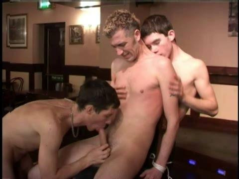 Gay BDSM Tickled and Milked