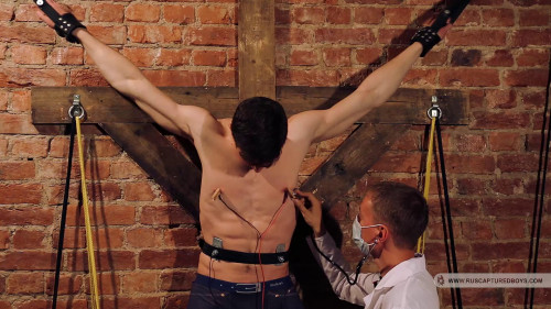 Gay BDSM RusCapturedBoys - The Cheated Patient - Final Part