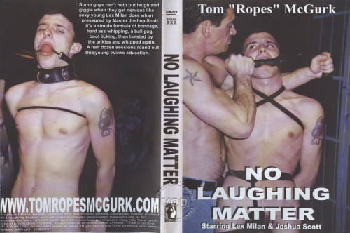 Gay BDSM No Laughing Matter