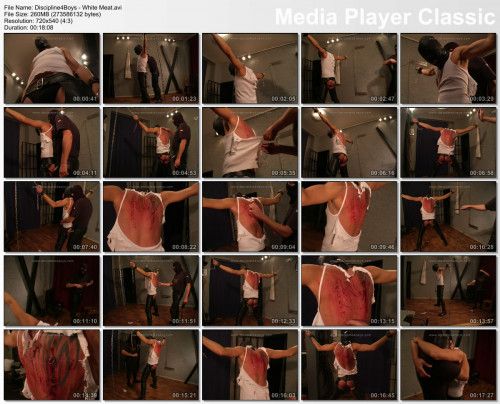 Gay BDSM Discipline4boys - Collection 9