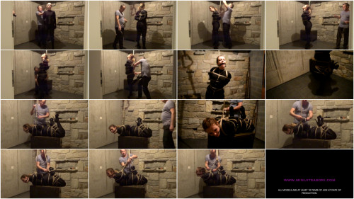 BDSM Teeny Bondage - HD 720p
