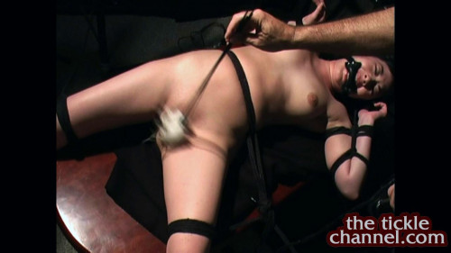 BDSM Tianna Tied and Teased 720p