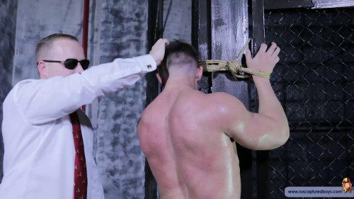Gay BDSM Captive from the Slaves Hunter - Part I