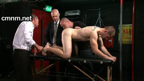 Gay BDSM collection 48 Best Clips CMNM . Part 3.