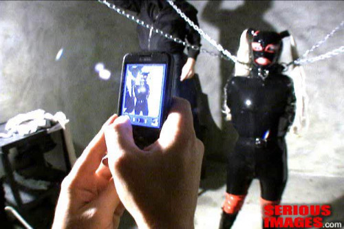 bdsm Behind the Scenes with Rubber Part 1