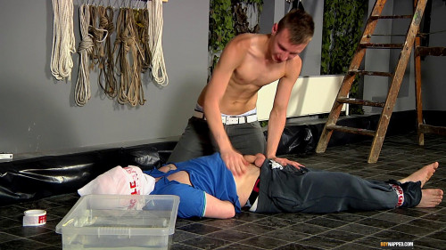 Gay BDSM Educated In Sucking Cock