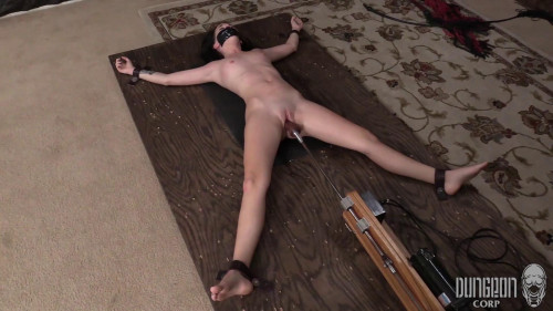 BDSM She is then made to gobble