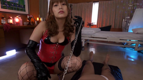 Asians BDSM Training Clinic Hailu Hagino - Full HD 1080p