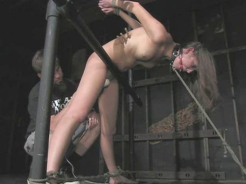 BDSM Hailey Young Bondage