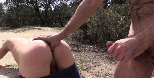 Gay BDSM Ivan Is Training The Sub