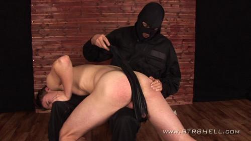 Gay BDSM Jan Sedum Spanking (2013)