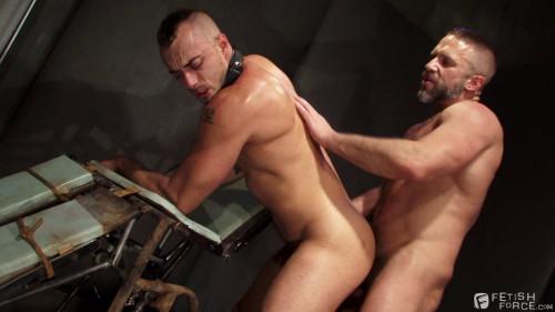 Gay BDSM The Trustees scene 6