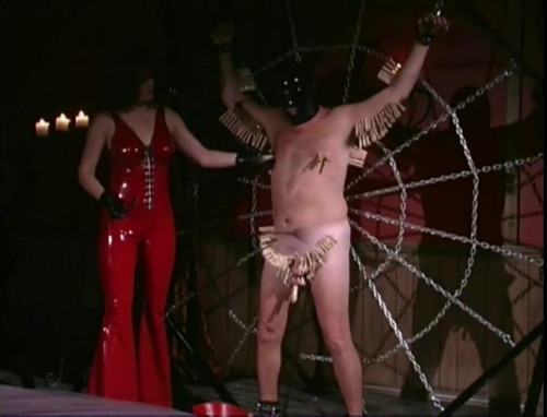 Femdom and Strapon Mistress Aradia and Rubba Luvva