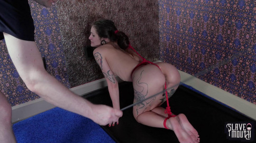 BDSM Luna lovely cry in my ass