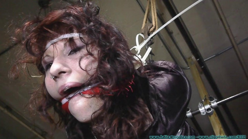 BDSM The Boss Mad When You Work For a Zip Tie Company Rin - Vol. 1 - HD 720p