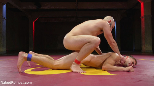 Gay BDSM Hot Newcomer Max Woods takes on undefeated Dylan Strokes
