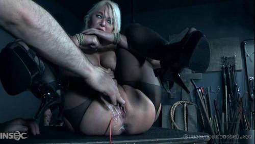BDSM Piss River Part 1 - Extreme, Bondage, Caning