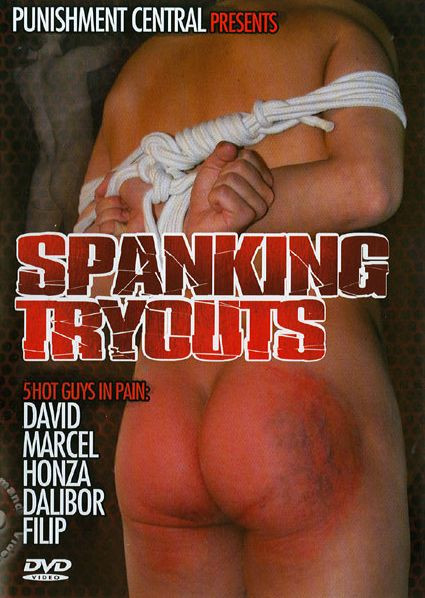 Gay BDSM Spanking Tryouts Vol. 1