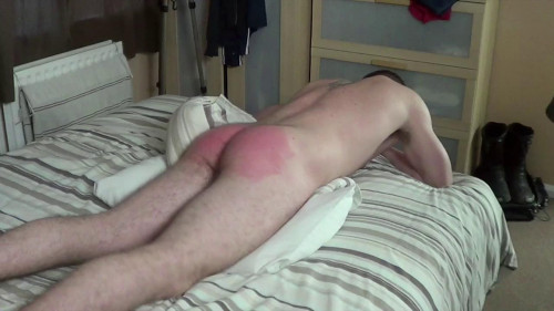 Gay BDSM Straight Lads Spanked - Patrick - Wait Till Your Gets Home
