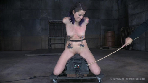 BDSM IR - Fucking Frenchie - Matt Williams, Freya French - HD