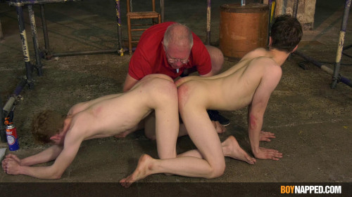 Gay BDSM Tormenting part 2 Twinky Play Things