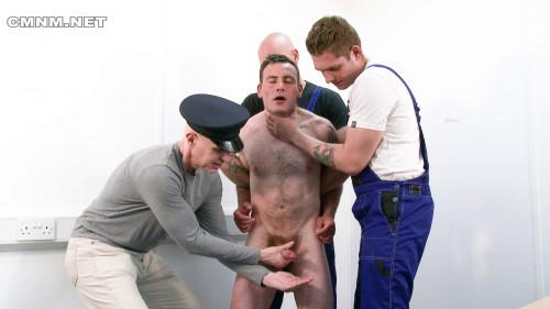 Gay BDSM Cum! part 4