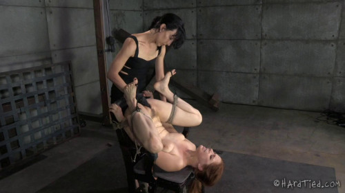 BDSM Penny Pax and Elise Graves Tiny Feet
