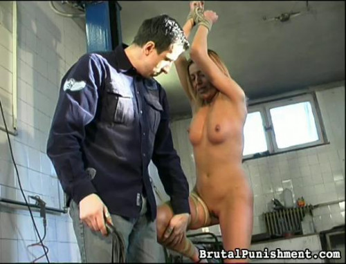 BDSM Freya Tied and Tormented