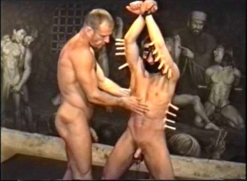 Gay BDSM Hard Daddy